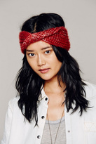 Free People Womens Shine On Twisted Headwrap