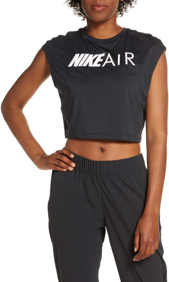 1e7bb757 Nike Crop Top - ShopStyle