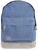 Mi-Pac Blue Premium Backpack 17 L