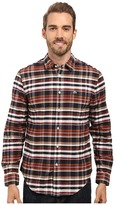 Lacoste Long Sleeve Oxford Check