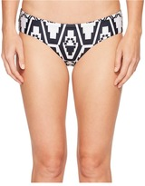 Becca by Rebecca Virtue Primitive Journey Reversible Hipster Bottom Women's Swimwear