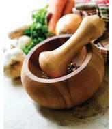 Ironwood Gourmet Gourmet Mortar and Pestle Set
