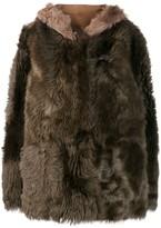 Liska reversible coat