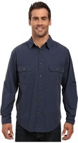 Woolrich Midway Solid Long Sleeve Shirt Regular Fit