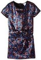Little Marc Jacobs Sequin Party Time Dress (Little Kids/Big Kids)