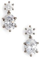 Nadri Women's Royale Cubic Zirconia Drop Earrings