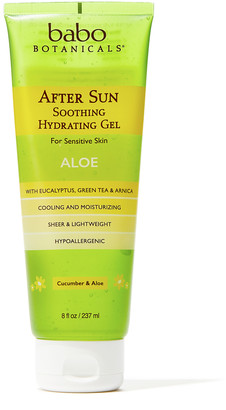 Alöe Babo Botanicals After Sun Soothing Hydrating Gel