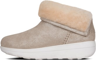 FitFlop Mukluk Shorty Ii Shimmersuede Boots