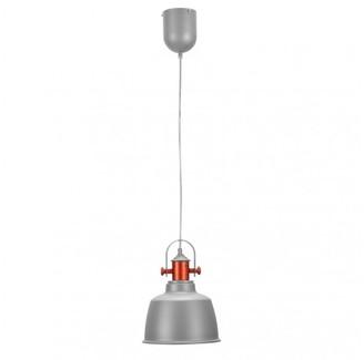 Garageeight - Silver Gray Aluminum Etel Pendant Light