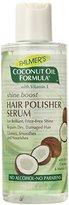Palmers Coconut Oil Formula Hair Polisher, 6 Fluid Ounce (Pack of 2)