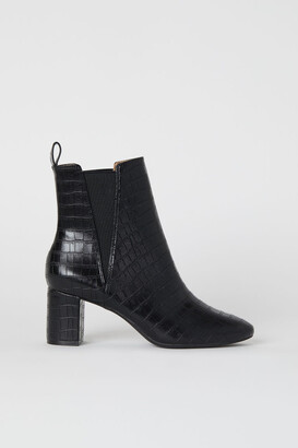 H&M Ankle boots with elastic gores