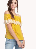 Ella Moss Stella Trinity Off Shoulder Top