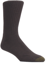 Gold Toe Men's Cotton Fluffies Extended 633E (12 Pairs)