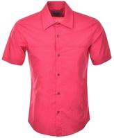 Vivienne Westwood Short Sleeved Shirt Pink