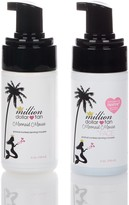 Million Dollar Tan 2-Piece Mermaid Mousse Face & Body Kit