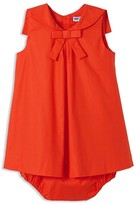 Jacadi Girls' Bow Dress & Bloomers Set - Baby