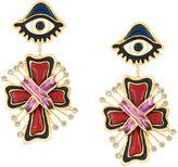 DSQUARED2 'Treasures' earrings