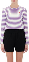 Comme des Garcons Women's Striped T-Shirt
