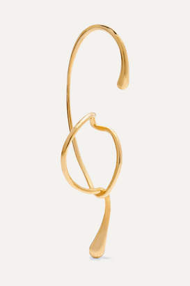 Anne Manns - Eila's Sister Gold-plated Ear Cuff - one size