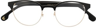 Carrera 139V round-frame glasses