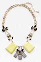 Cara Couture 'Art Deco' Necklace