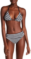 Tommy Bahama Stripe Triangle Bikini Top