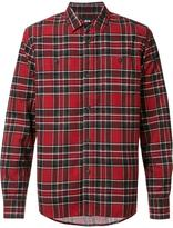 Stussy flannel shirt - men - Cotton - S