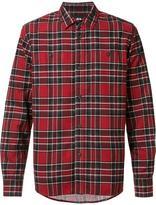 Stussy flannel shirt