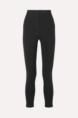Altuzarra Buddy Stretch-cady Skinny Pants - Black