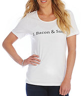 "Heritage J. Bacon & Sons"" Logo Tee"