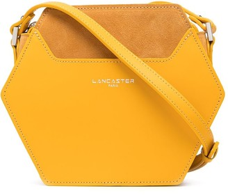 Lancaster Vendome Ruche leather crossbody