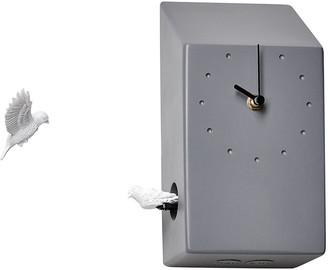 Haoshi Cuckoo X Clock - Home - Black