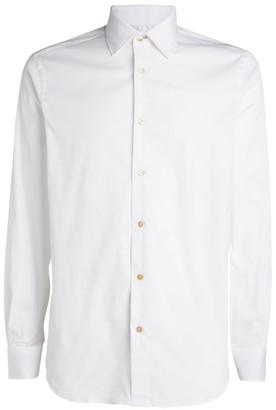 Paul Smith Stretch-Cotton Shirt
