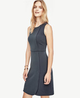Ann Taylor Tall Faux Wrap Dress