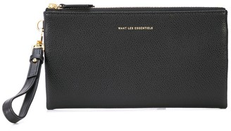 WANT Les Essentiels Slim Billfold Wallet