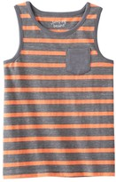 Jumping Beans Toddler Boy Jumping Beans® Slubbed Striped Tank