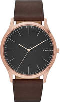 Skagen SKW6330 rose gold-plated stainless steel watch