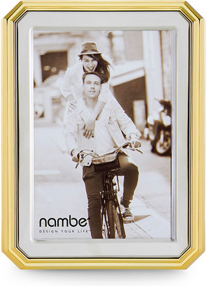 "Nambe Gleason Picture Frame, 4"" x 6"""