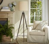 Pottery Barn Gibson Statement Tripod Floor Lamp