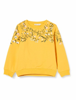 Name It Girls' NMFKALLA Sweat UNB Sweater