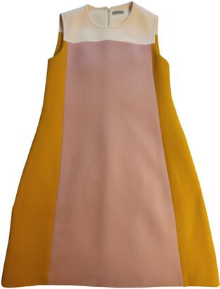 Bottega Veneta Multicolour Wool Dresses