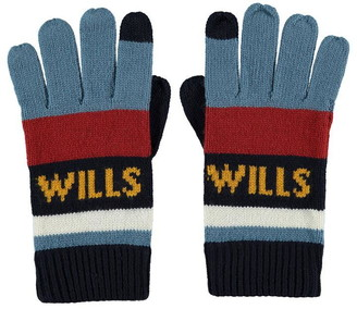 Jack Wills Skendle Colour Block Gloves