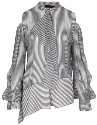 Roland Mouret Holcombe silk top