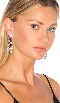 Jennifer Behr Violet Dangle Earrings