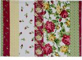 HOMEWEAR Homewear Rose Kiss Set of 4 Striped Placemats
