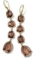 Ippolita Gemma 18k Mixed Quartz Dangle Earrings