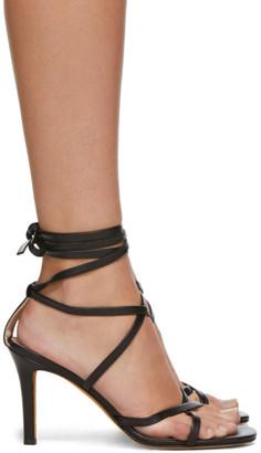 Maryam Nassir Zadeh Black Cumbria Heeled Sandals