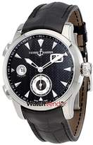 Ulysse Nardin Dual Time Automatic Dial Men's Watch 3343-126-912