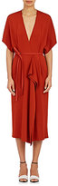Narciso Rodriguez Women's Fluid Crepe Kimono Dress-RED