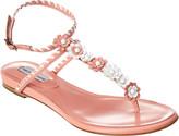 Tabitha Simmons Pyper Leather Sandal